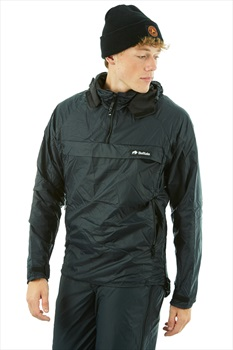 Buffalo Teclite Shirt Technical All Weather Jacket, S Black