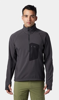 Mountain Hardwear Adult Unisex Keele Technical Pullover, M Void