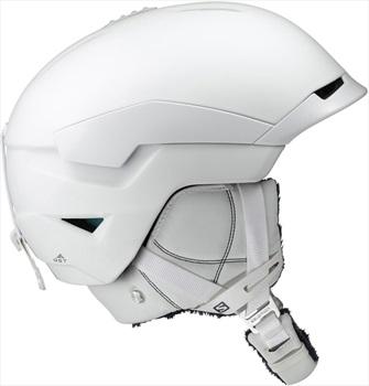 Salomon Adult Unisex Quest Women's Snowboard/Ski Helmet, M White