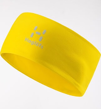 Haglofs L.I.M Tech Headband M/L Signal Yellow