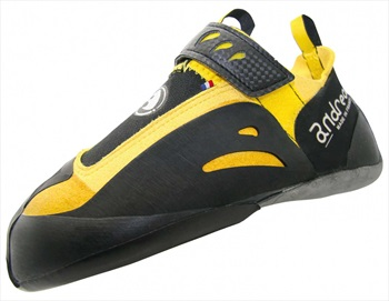 Andrea Boldrini Pantera Rock Climbing Shoe, UK 11.5 Yellow
