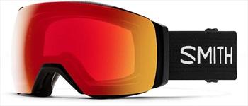 Smith I/O MAG XL Photochromic Red Snowboard/Ski Goggles, L Black
