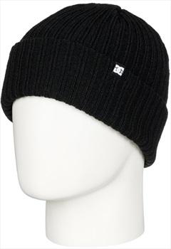 DC Fish N Destroy Ski/Snowboard Beanie Hat, One Size Black