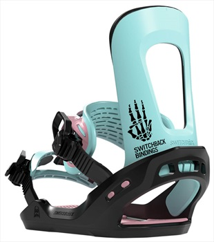 Switchback Bataleon Blow Snowboard Binding, S Blue/Black 2020