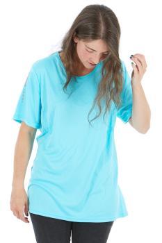 Craft Womens Mind Women's Quick Dry T-Shirt, Xxl Sea