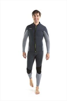 Jobe Toronto 2mm Long John and Jacket Wetsuit Package, XL Grey 2020