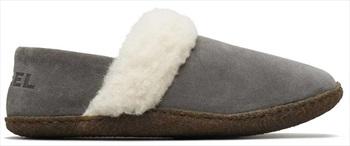 Sorel Nakiska II Women's Slippers, UK 7 Quarry/Natural