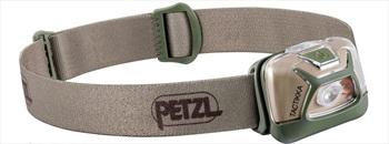 Petzl Tactikka IPX4 Rechargeable Headtorch, 300 Lumens Desert