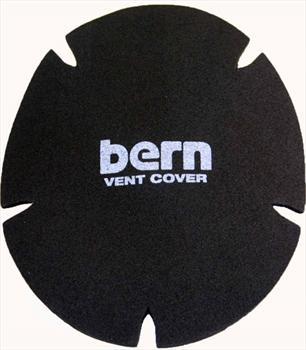 Bern Vent Cover Ski/Snowboard Helmet Upgrade Black