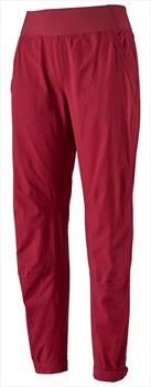 Patagonia Caliza Women's Rock Climbing Trousers, L Roamer Red