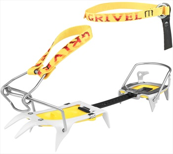 Grivel Ski Tour SkiMatic 2.0 Ski Mountaineering Crampon UK 2-12 Yellow