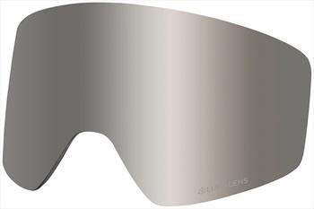 Dragon PXV2 Snowboard/Ski Goggles Spare Lens, LumaLens Silver Ion