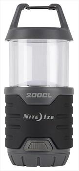 Nite Ize Radiant 200 Collapsible Camping Lantern + Torch, 200 Lumens