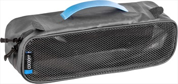 Cocoon Packing Cube With Open Net Top Travel Organiser, Small Black