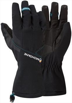 Montane Alpha Insulated Gloves, L Black