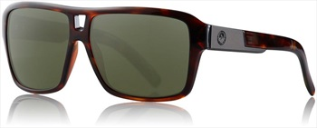 Dragon The Jam G15 Green Lens Sunglasses, Shiny Tortoise