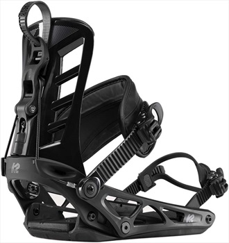 K2 Cinch TC Snowboard Bindings, XL Black 2020
