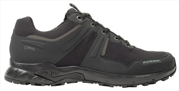 Mammut Ultimate Pro Low GTX Women's Approach Shoe, UK 7.5 Black/Black