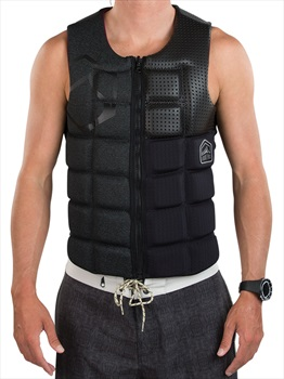 Liquid Force Flex Wakeboard Impact Vest, XXL Blackout 2019