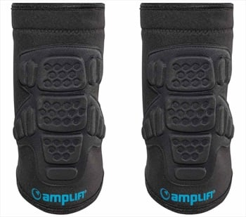 Amplifi Buffer Ski/Snowboard Elbow Pads, XL Black/Blue