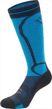 Picture Adult Unisex Magical Snowboard & Ski Socks, L Picture Blue