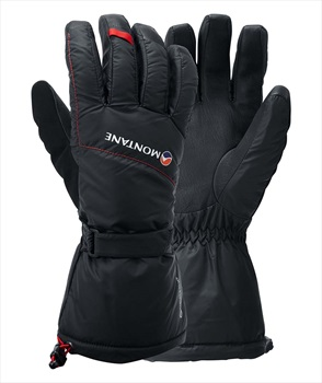 Montane Extreme Gloves, XL Black