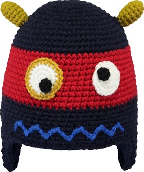 Barts Monster Kid's Ski/Snowboard Beanie Hat One Size Navy