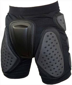 Manbi Crash Pant Impact Shorts X Small Black