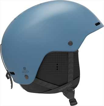 Salomon Brigade Snowboard/Ski Helmet, XL Smoke Blue