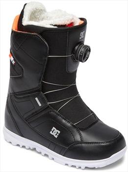 DC Search Womens Boa Snowboard Boots, UK 7 Black 2019