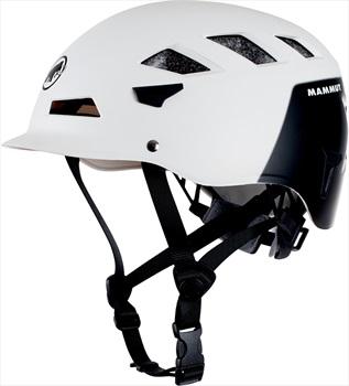 Mammut Adult Unisex El Cap Rock Climbing Helmet, 52-57cm White/Black