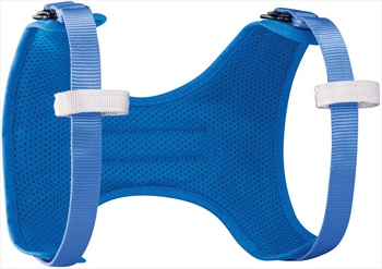 Petzl Body Kid's Climbing Chest Harness, One Size Blue