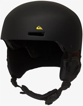 Quiksilver Axis Ski/Snowboard Helmet, L Black