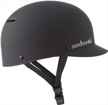 Sandbox Adult Unisex Classic 2.0 Low Rider Helmet, M Matte Black