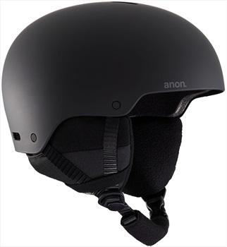 Anon Raider 3 Ski/Snowboard Helmet, XL Black