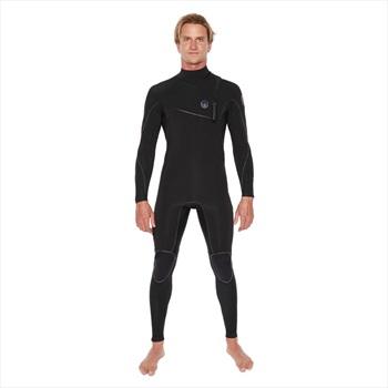 Body Glove Vapor Zipperless 3/2 Full Surfing Wetsuit, MT Black