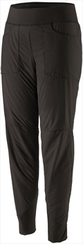 Patagonia Women's Nano-Air Pants Insulated Climbing Trousers, L Black