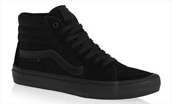 Vans Adult Unisex Sk8-Hi Pro Skate Shoes, UK 8.5 Blackout