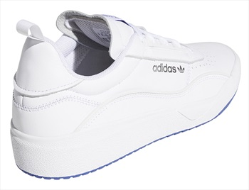 Adidas Liberty Cup Men's Trainers Skate Shoes, UK 11 White/Blue