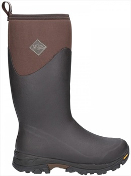 Muck Boot Arctic Ice Tall AG Men's Wellies, UK 10 Brown
