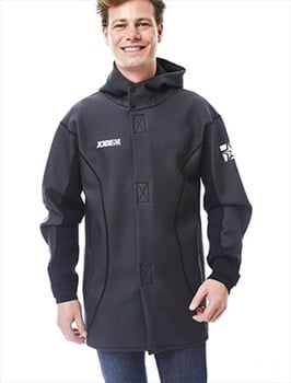 Jobe Neoprene Watersports Jacket Coat, XL Grey Black