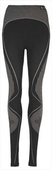 Kilpi Nix Women's Base Layer Leggings UK 16-18, Black