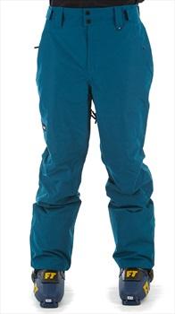 Planks Feel Good Ski/Snowboard Pants, XXL Ocean Blue