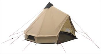 Robens Klondike Polycotton Camping Tipi Tent 6 Man Brown