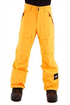 O'Neill Cargo Snowboard/Ski Pants, M Citrine Orange