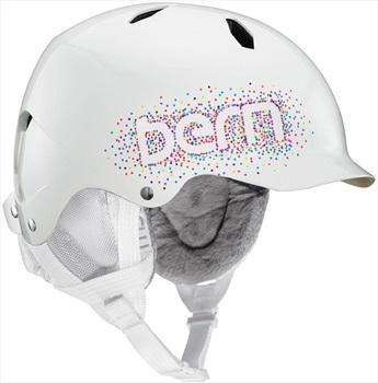 Bern Bandito EPS Kid's Ski/Snowboard Helmet, S-M Gloss White