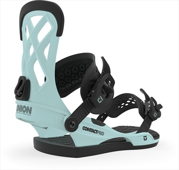 Union Contact Pro Snowboard Bindings, L Blue 2020