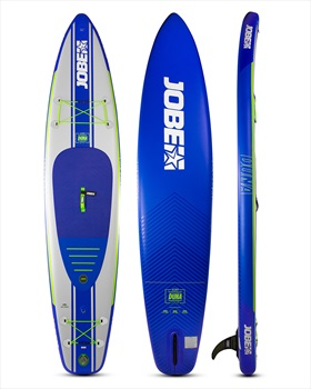 "Jobe Duna Inflatable Touring SUP Paddle Board, 11'6"" Blue 2020"