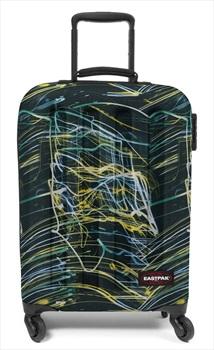 Eastpak Tranzshell S Wheeled Bag/Suitcase, 32L Blurred Lines