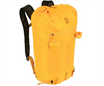 Blue Ice Dragonfly 18 Ultralight Alpine Backpack, Spectra Yellow